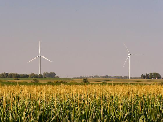 两党联合推动爱荷华州成为全美风能先锋