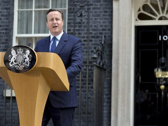 公投结束,英国告别欧盟