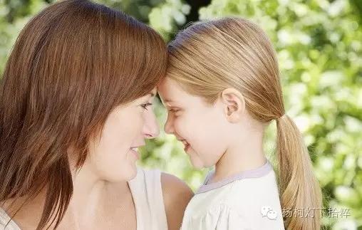 写给女儿:孩子对妈妈的爱,才是真正无条件