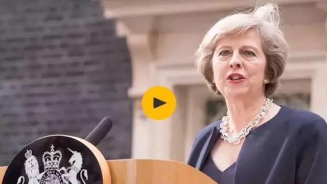 英国新女首相为啥强调不平等问题