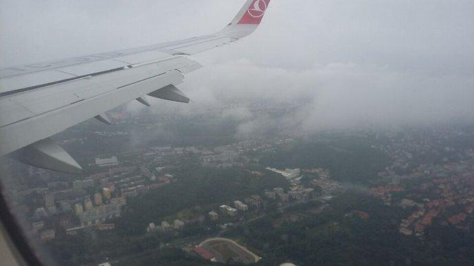 东欧行的布拉格之夏