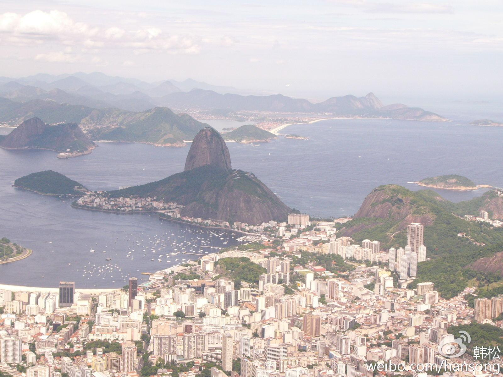 科幻小说中的里约奥运会