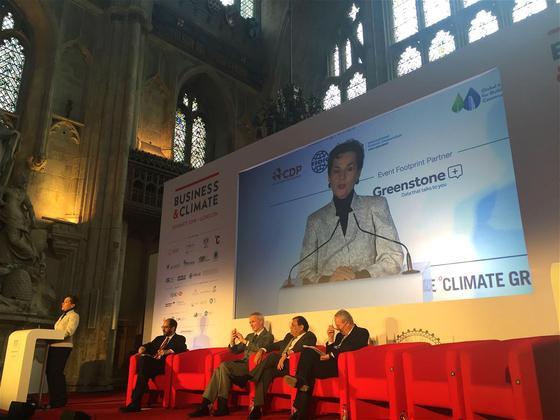 商业领袖许诺加大力度尽快落实气候目标