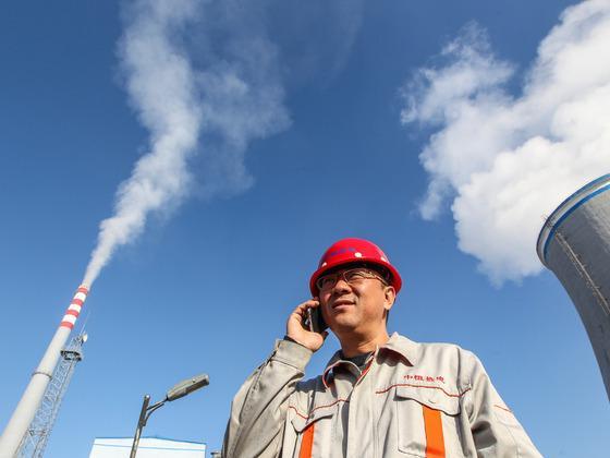 可疑数据掩盖中国能源转型真实情况