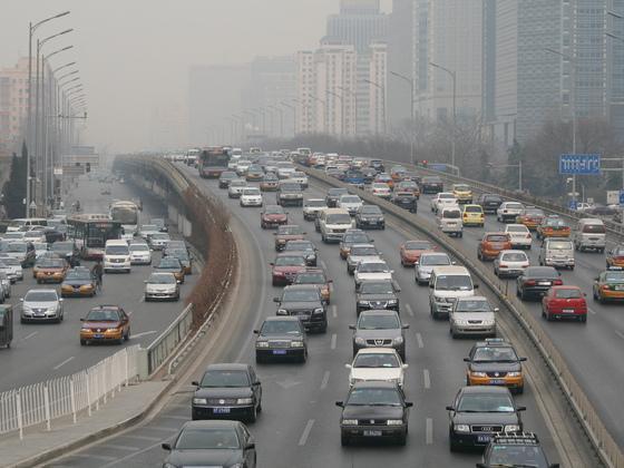 清洁空气的交通解决方案