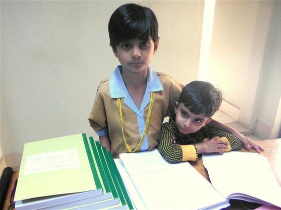 7岁女孩就气候变化问题起诉巴基斯坦政府