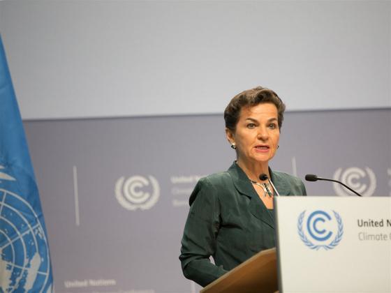 克里斯蒂安娜·菲格雷斯竞选联合国秘书长