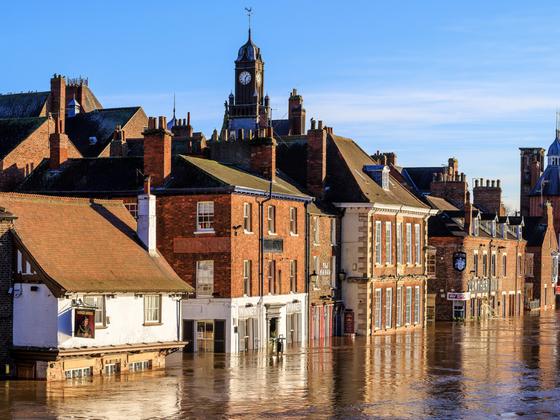 报告称英国面临多重气候威胁