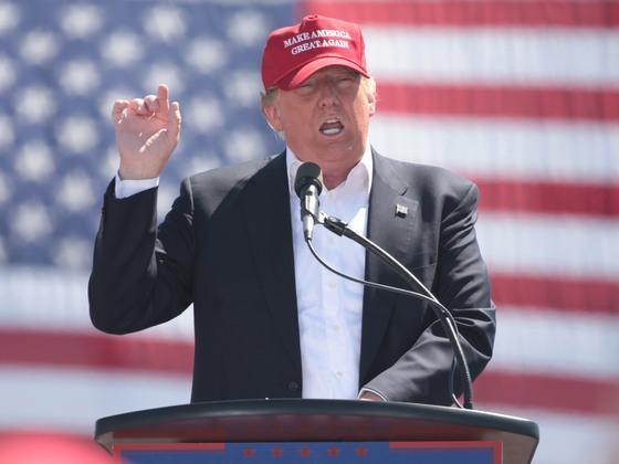 """特朗普""""提名秀"""" 气候行动遇冷"""