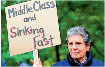 金融致贫,这又是一个怎么样的中产阶级陷阱?