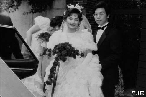 1983年8月6日,我们在台北举行了婚礼