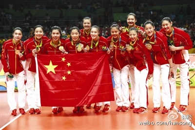 中国还是很悬——奥运随感