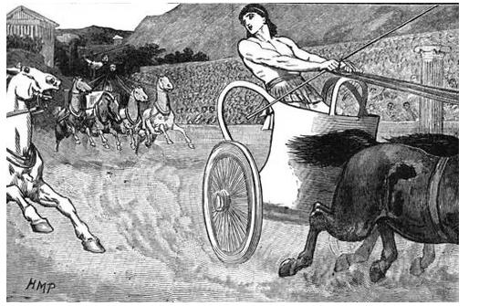 读诗、诅咒、裸体:古时候的奥运是怎么办的?