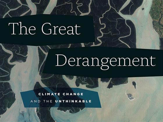 作家也是气候变化问题的一部分