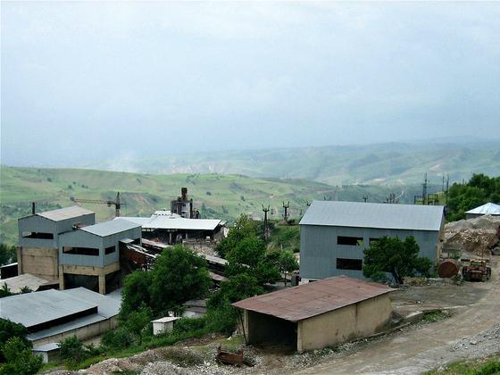 中国水泥业转战塔吉克斯坦