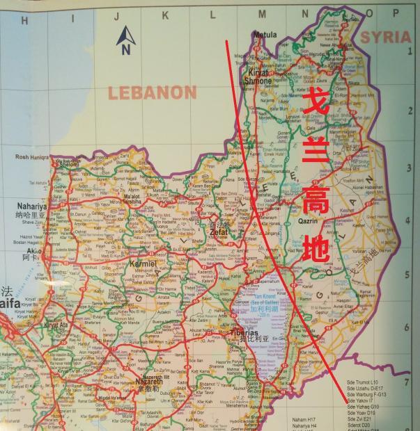 漫行以约:加利利的手指与犹太复国主义