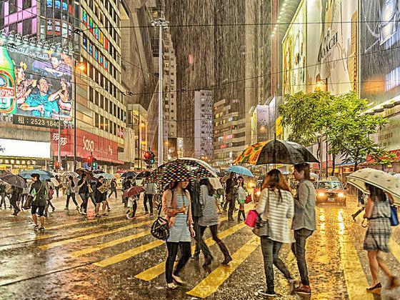 面对气候变化,香港准备好了吗?
