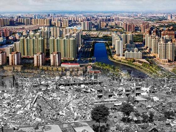 """震后40年,钢城唐山面临二次""""重建"""""""