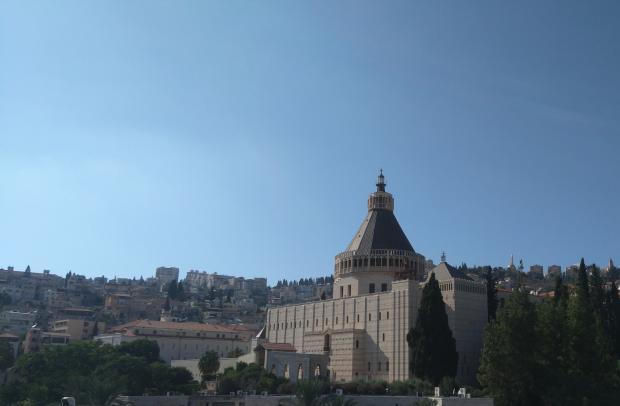漫行以约:天使报喜堂与基督传教的秘密