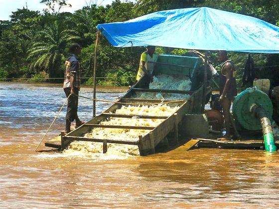 刚果(金)和迪拜公然无视冲突地区采金规定