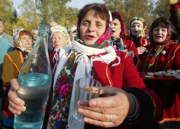 俄罗斯伏特加的传奇