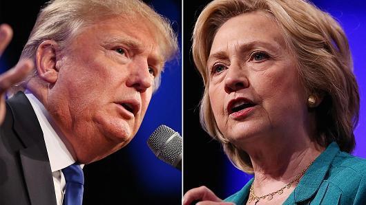 跟美国总统候选人学辩论