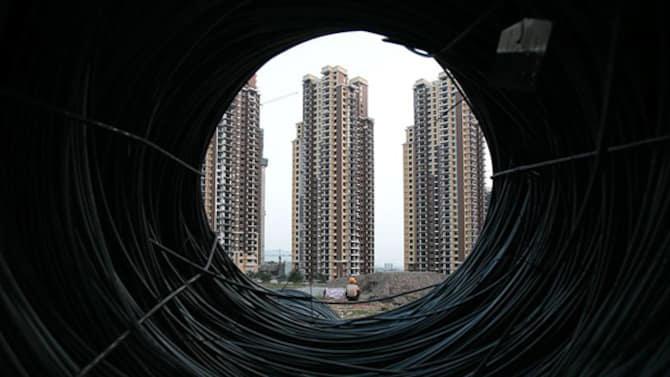 中国房地产泡沫会引发债务危机吗?
