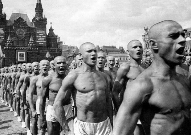 苏俄体育犯罪实录