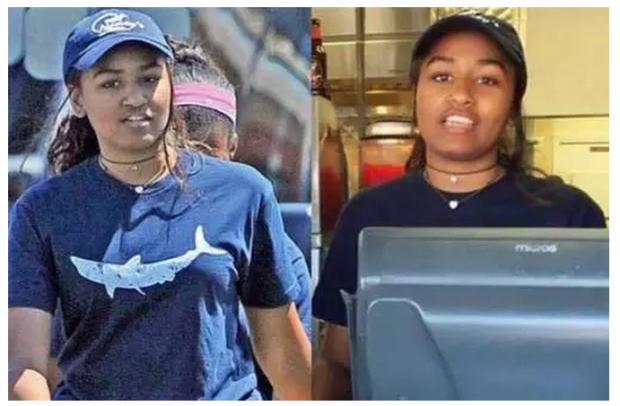 奥巴马女儿打餐馆工:做秀还是做事?