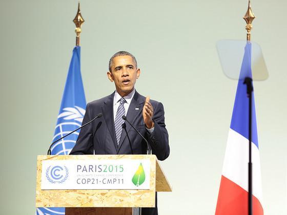 中美两国将在二十国峰会前批准《巴黎气候协议》