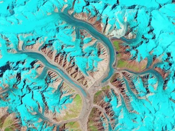 冰川融化可能对水电计划产生影响