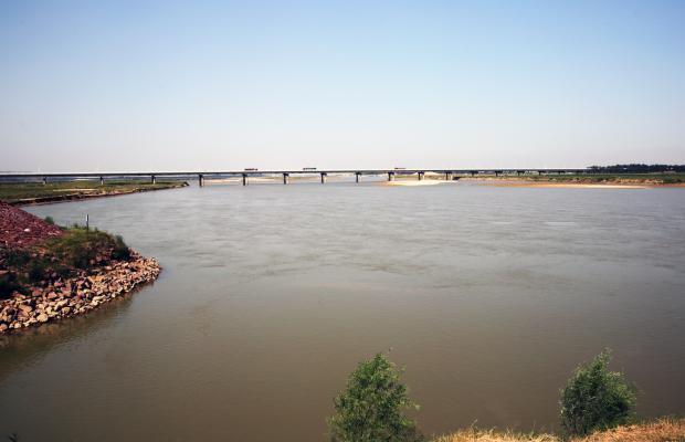 中华文明源于河南的黄河密码