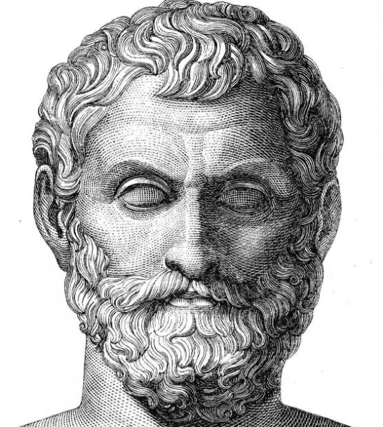 史上第一位哲学家:泰勒斯