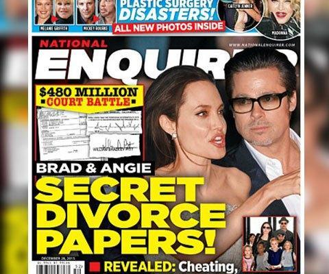 这次不是皮特要离婚,是朱莉要离