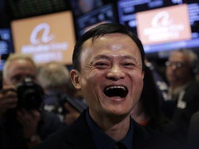 上市两周年:阿里已是中国新经济晴雨表