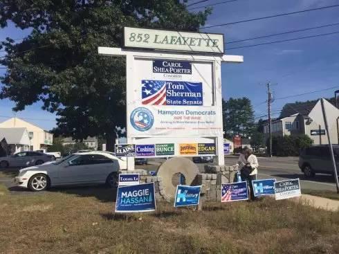 """何海波:在美国看大选之""""拉票记"""""""