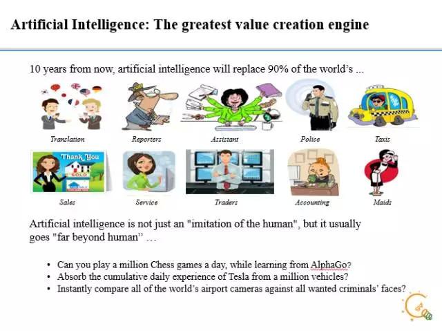 AI技术处在黄金时代