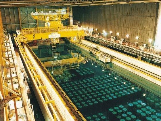 英国的原子废料遗产
