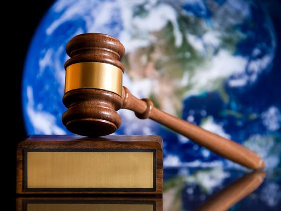 保护地球亟需新国际法庭