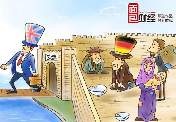 出乎意料:中国人竟成英国脱欧大赢家?