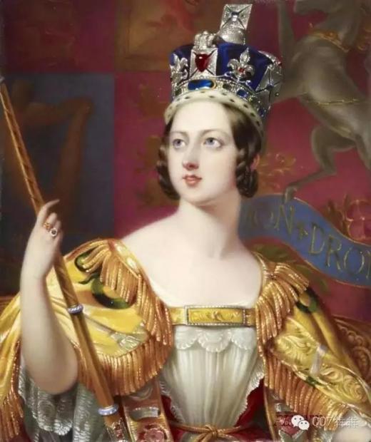古装戏里戏外:维多利亚女王和墨尔本爵爷