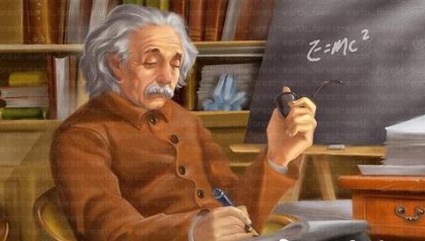 爱因斯坦的国家观