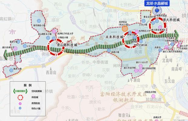 [原创]为什么选择杭州城西科创大走廊?