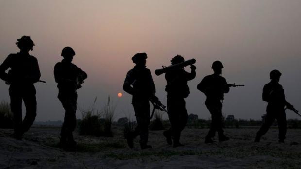 印度对巴基斯坦进行了军事打击?