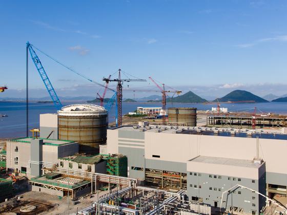 中国核能发展步伐放缓