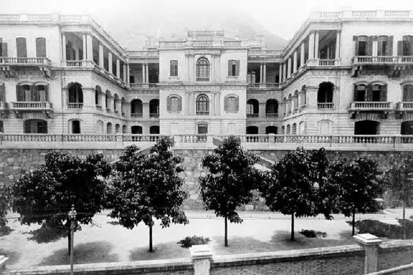 香港殖民后期的教学语言政策