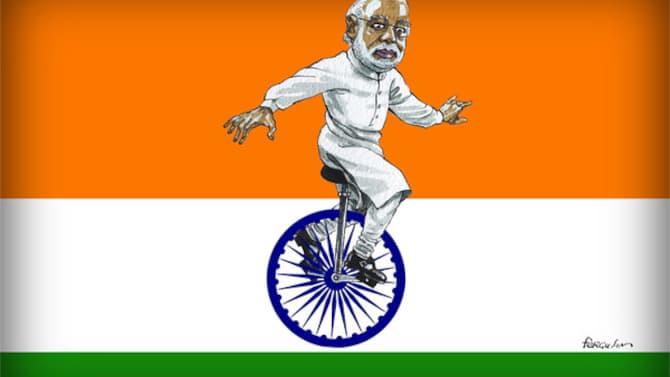 一夜之间,印度干了件疯狂的大事