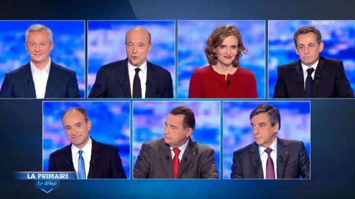 法国共和党公开初选:候选人竞选方案知多少?