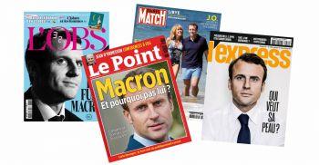 """法国大选:""""马克龙旋风""""会一直刮下去么?"""