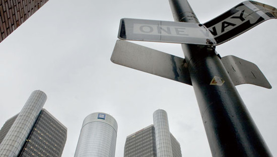 汽车业大爆炸时代,哪些城市正在掉队